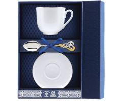 Набор чайный «Ландыш-Золотой кантик»