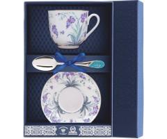 Набор чайный «Ландыш-Незабудки»