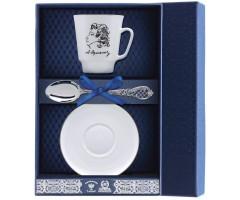 Набор чайный «Майская-А.С.Пушкин»