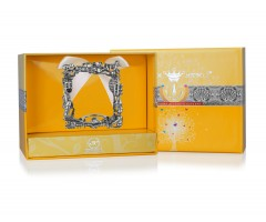 Серебряная рамка для фото