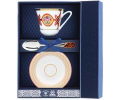 Набор чайный «Сад-Византия»