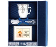 Набор чайный «Майская-Балет Лебединое озеро» с рамкой для фото