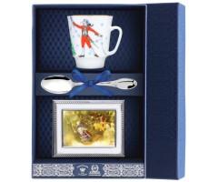 Набор чайный «Майская - Балет Щелкунчик» с рамкой для фото