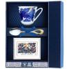 Набор чайный «Сад-Птицы» с рамкой для фото