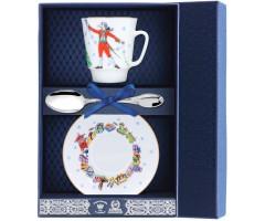 Набор чайный «Майская-Балет Щелкунчик»