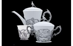 Чайный сервиз «Королевская охота»
