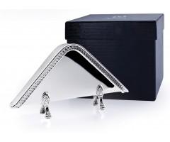 Салфетница серебряная  «Имперо»