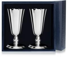 Набор серебряных рюмок №4 из 2 предметов