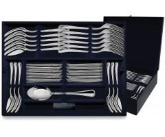 Серебряный столовый набор  «Элегант» 24 предметов