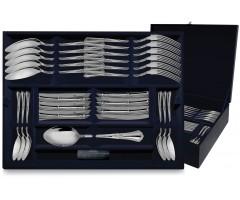 Серебряный столовый набор «Фаворит» 48 предметов