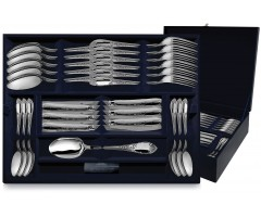 Серебряный столовый набор  «Престиж»  48 предметов