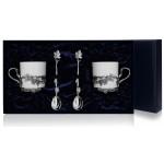 Серебряные кофейные коллекции