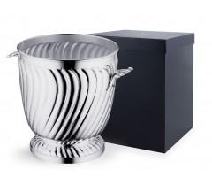 Серебряное ведро для шампанского «Торче»