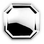 Серебряные подносы
